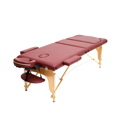 China Folding Full Body Used Massage Tables