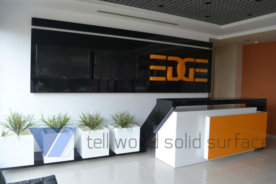 Executive Office Furniture Design New Reception