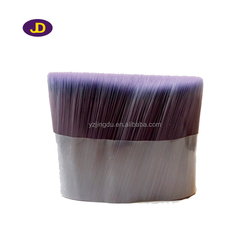 PBT PET Tapered hollow filament for making paint brush