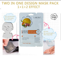 Amazon shop with fruit acids face and neck mask brand