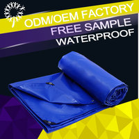 canopy tarp heavy duty waterproof airtight nylon plastic tarp