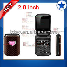 2013 Hot Selling 2 Sim Cards Cheap Mobile Phone H999