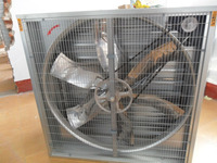 industrial used 31 inch heavy duty negative pressure exhaust fan/ventilation fan