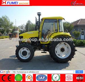 4WD 100hp farm tractor