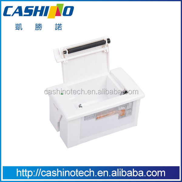 58mm RS-232 TTL USB or Parallel interface thermal printer,thermal micro panel printer,Low noise thermal printing