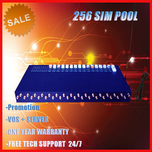 Avoid SIM Blocking ! 32 ports 128sim cards voip gsm gateway voip flash
