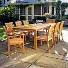 LUXURY STYLE - teak wood furniture - Garden furniture - pro garden chair