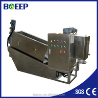 Easy Maintenance Stainless Steel Plate and Frame Filter Press for Domestic Sludge (MYDL101)