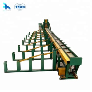 Chinese CNC electric and hydraulic steel cutting and bending machine