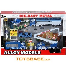 Police Diecast Car Sets