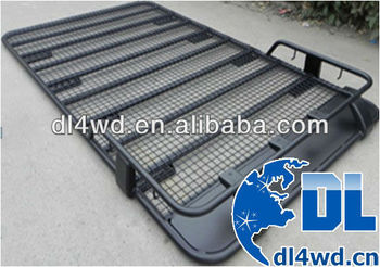 New Style Steel roof rack Car Roof Rack for Landrover Discovery