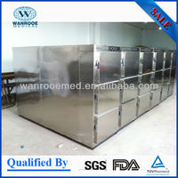 GA306 mortuary freezer high quality stainless steel mortuary cooling cells