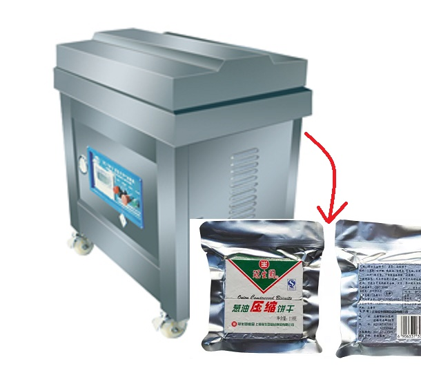 Powder Dedicated Vacuum Packing Machine We Are Responsible For Damages Of The Production Line