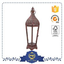 New Arrived With Custom Sizes Antique Cheap Metal Table Lanterns