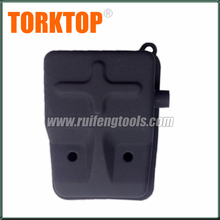 grass trimmer muffler for Brush cutter spare parts