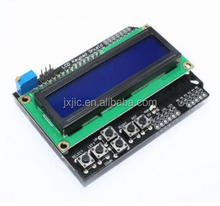 LCD Keypad Shield LCD1602 LCD 1602 Module Display blue screen In Stock