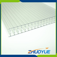 powerful UV-protection polycarbonate glazing sheets prices