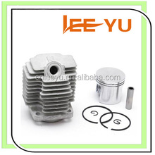 44mm diameter brush cutter spare parts cylinder and piston set