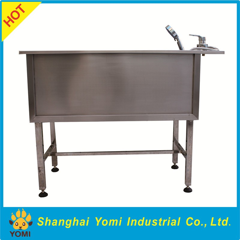 YOMI fixed foot pet grooming bathtub for dogs