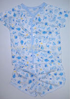 New Born Baby Printed Clothing