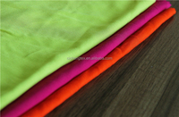 2015 different colorful rayon solid rayon fabric