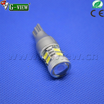 New led bulb t15 t16 8smd 5730+ CreeXPE non polarity 10-30V Led reverse bulb