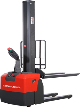 1000kg walkie electric stacker with competitive price