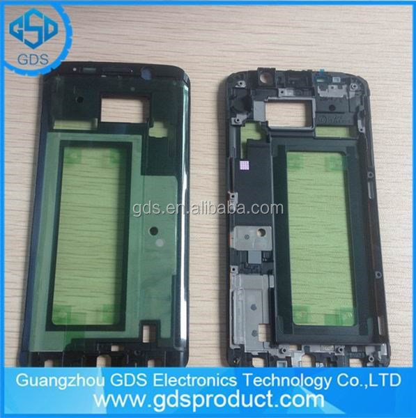 Middle Frame Replacement For Galaxi S6 Edge CDMA G925V G925P