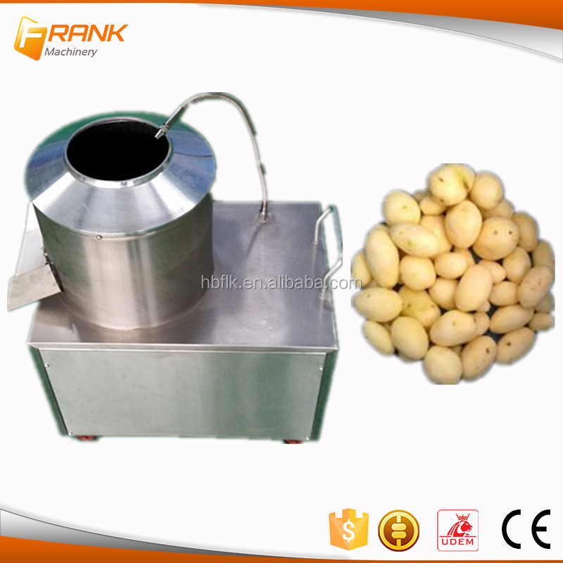 High HY450 Potato Chip Peeling And Slicing Machine