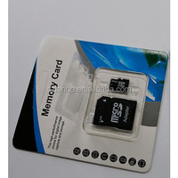 Flash Memory Card With Free Adapter