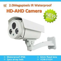 Hot Selling 1080P AHD IP66 50M 2MP Security Camera
