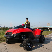 Factory Direct Sale High Quality 125HP Gas Powered 4x4 China Made Atv