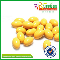 100% Pure Natural Soybean Extract Soy Isoflavone softgel high quality