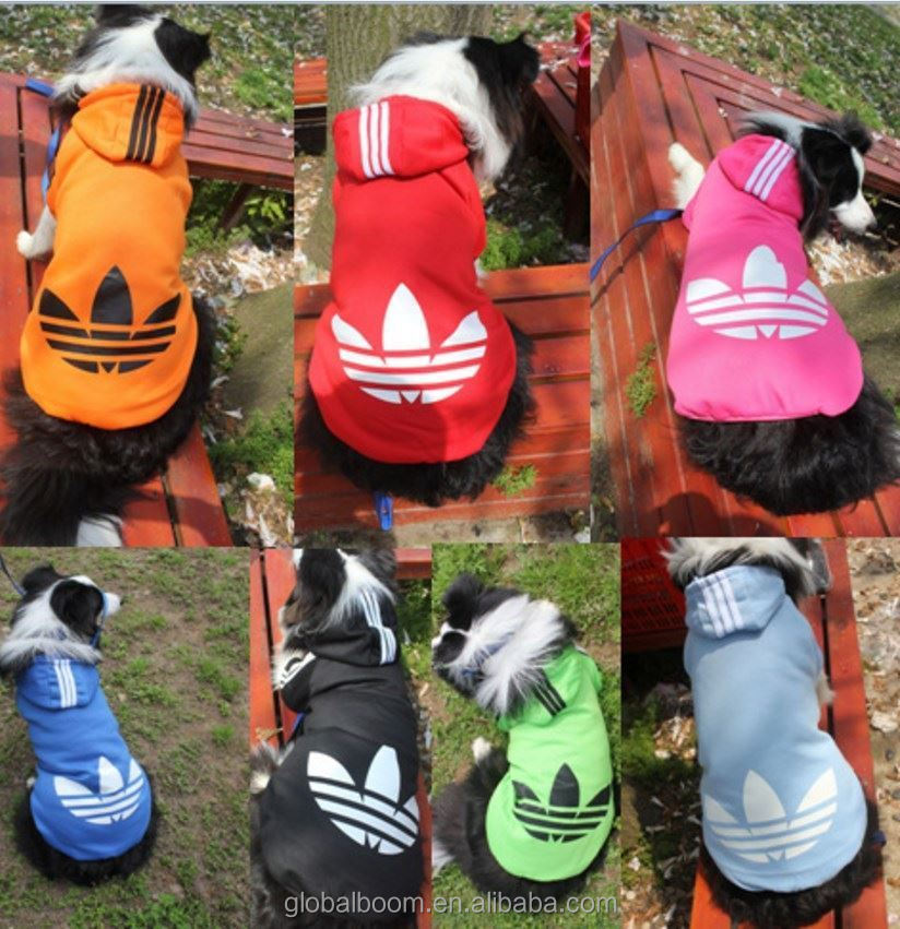 Dogs Cats Pet Clothes Coat Puppy Apparel Shirt Sport Clothing