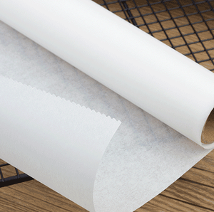 high quality cheap baking parchment paper in roll or in sheets