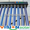 Best Efficiency Heat Pipe Solar Collector With Selective Surface