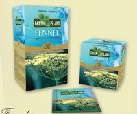%100 NATURAL HEAT-SEALED HERBAL INFUSIONS FENNEL TEA * FEEL THE NATURALNESS*