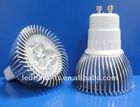 3W High Power MR16 GU10 E27 LED Spotlight Bulb