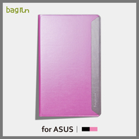 "8"" inch luxury leather tablet case for asus zenpad 8.0 z380kl flip leather pad cover"