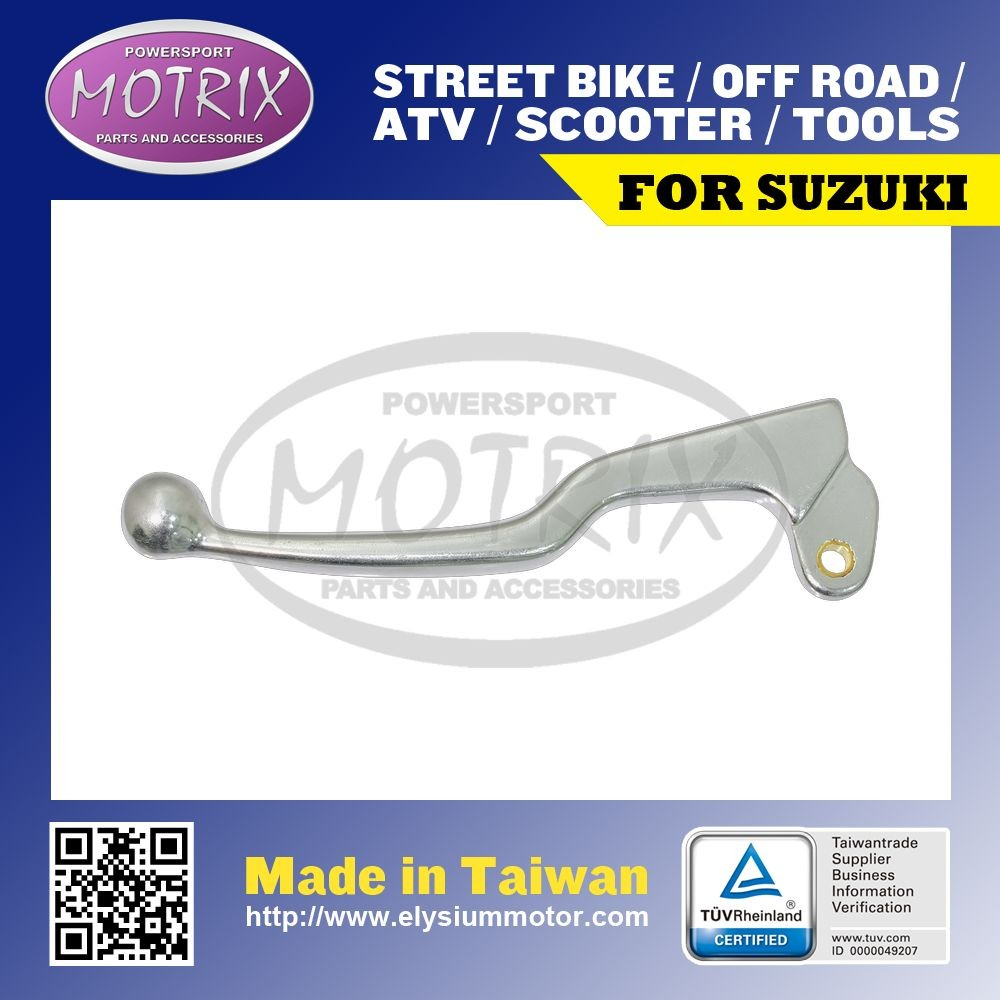 TOP SALE SILVER SHORTY CLUTCH LEVER For SUZUKI DS80 MOTOCROSS