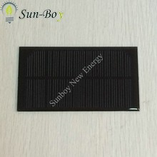 8V 1W Monocrystalline Small Solar Panel