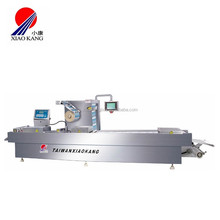 DLZ - 420 - E type automatic continuous stretch vacuum packing machine