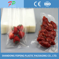 transparent boiled chiken bag/clear vacuum bag from Chinese manufacturer