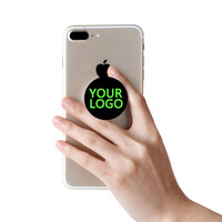 High quality free mobile phone holder popping sockets custom gift with logo popsocketed