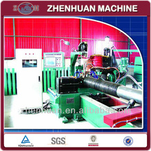 CPG-10-200 high frequency spiral finned pipe welding machine
