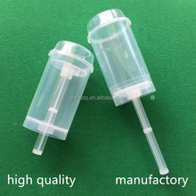 Wholesale pop food candy party cupcake Food Grade PP Plastic Treat Push Up cake container