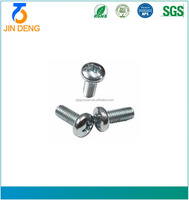 DONGGUAN HOT SELLING PRODUCTS China Screw Manufacturer Supply 5x20PWM Stainless Steel Pan Washer Head Machine Screw for Hardware