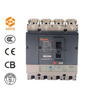 CNS 100amp 4p automatic transfer switch circuit breaker