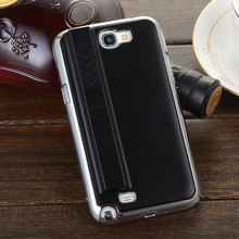 Phone Case With Usb Lighter Cell Phone Accessories For Samsung Note 2 Case
