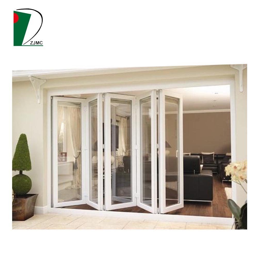 2016 Excellent Quality shanghai custom PVC folding <strong>doors</strong>
